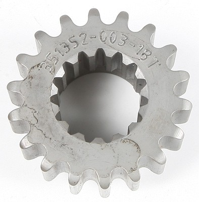 Звезда 18T в коробку RMK Polaris TEAM HYVO SPROCKET 351352-003
